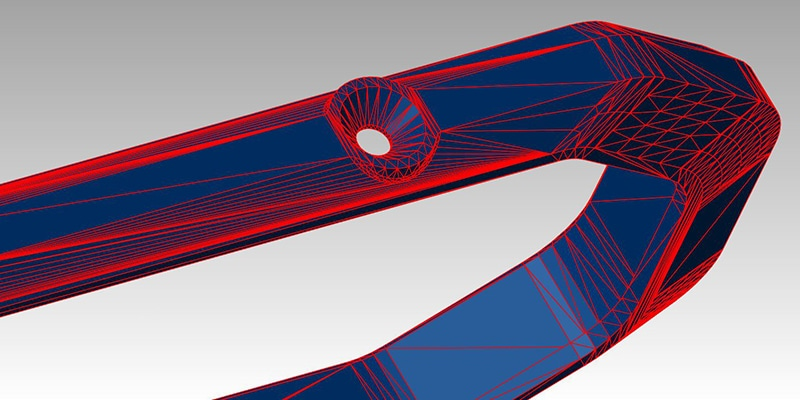 Designcraft-Concept Models, Rapid Prototyping, CNC Machining, Design Engineering Surfacing on a 3D CAD model
